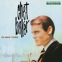 CHET BAKER - IN NEW YORK (OJC REMASTERS)  CD NEW