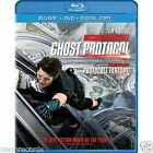Mission Impossible: Ghost Protocol / Protocole Fantôme (BLU-RAY 2012)