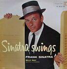 "Vinyle 33T Frank Sinatra ""Sinatra swings"""