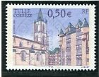 TIMBRE FRANCE OBLITERE N° 3580 TULLE CORREZE /