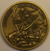 Sniper Special Operations Target Interdiction SOTIC Army Challenge Coin Spec Ops