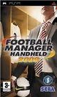 FOOTBALL MANAGER HANDHELD 2009 PSP SIGILLATO ITALIANO