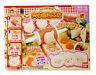 JAPAN BANDAI COOK JOY PACK SAND BREAD MAKING  SET +DVD