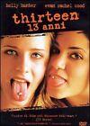 Thirteen. Tredici anni DVD