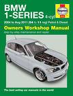 BMW 1-Series E81 E87 E82 116i 118i 120i 116d 118d 120d 04-11 Haynes Manual 4918