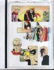 Original X-Men Mutant X 12 page 30 Marvel color guide art: Havok/Elektra/Beast