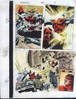 1997 Colan Daredevil 368 page 17 Marvel Comics color guide art: X-Men Omega Red