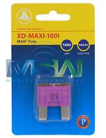 NEW JL AUDIO® XD-MAXI-100i 100A 100 AMP MAXI BLADE FUSE - XD-MAXI-100 XDMAXI100i