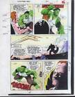 1990's Hulk Marvel Comics color guide art: Wonder Man 27 page 11