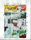 1991 Avengers 332 page 18 original Marvel Comics color guide art: Dr Doom/1990's