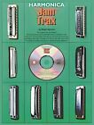 Harmonica Jam Trax Book and CD NEW 014016860