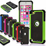 For iPod Touch 5th Generation 5G 5 Hybrid Shockproof Hard Matte Case Cover