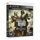 Army of Two: The Devil's Cartel -- Overkill Edition (Sony PlayStation 3, 2013)