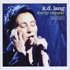 "K.D. LANG ""LIVE BY REQUEST"" CD [2000] [NEW]"