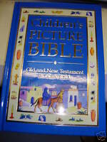 Children's Picture Bible-Old & New Testament-Hardback
