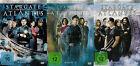 STARGATE ATLANTIS - serie completa stagione 1+2+3 NUOVO 15 DVD Sci-Fi