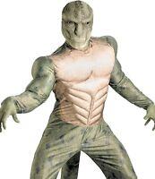 Lizard Costume Adult Amazing Spiderman Mens Muscles - Plus XL 42-46, XXL 50-52