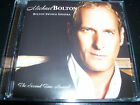 Michael Bolton – Bolton Sings Sinatra The Second Time Around CD - NEW