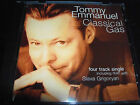 Tommy Emmanuel Classical Gas Rare Australian 4 Track CD Single