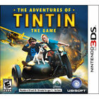 The Adventures of Tintin: The Game (Nintendo 3DS, 2011)