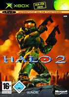 Halo 2 XBOX & XBOX 360 SPIEL mit Anleitung. TOP ZUSTAND!