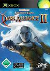 XBOX Spiel Dark Alliance II mit Anleitung guter Zustand + OVP