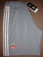 Liverpool Player Issue 10-12 Home Goalkeeper Shorts Adidas - BNWT - XL