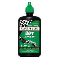 Finish Line Cross Country Wet Road MTB Mountain Bike Chain Lubricant Lube Oil