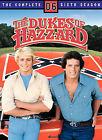 Dukes of Hazzard - The Complete Sixth Season (DVD, 2006, 4-Disc Set)