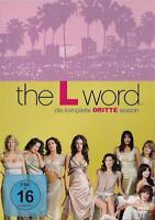 THE L WORD - komplette Season Staffel 3 NEU NEW OVP 4 DVDs Jennifer Beals Drama