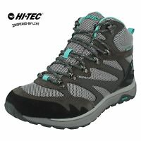 LADIES Hi Tec V Lite WATERPROOF WOMENS Vibram Walking Shoes Trainer Boots Size