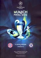 UEFA CHAMPIONS LEAGUE FINAL 2012: Bayern v Chelsea