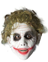 Dark Knight Costume Accessory, Mens Batman Joker Wig