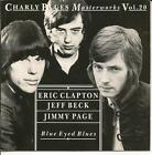 Eric Clapton/Jeff Beck/Jimmy Page Blue Eyed Blues (Out-Of-Print Import) CD