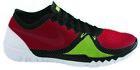 Nike Free Trainer 3.0 V4 Mens Size Cross Training Shoe Black Red Volt 749361 066