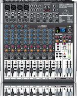 BEHRINGER XENYX X1622USB 16 Input 2/2 Mixer + 24-Bit Multi-FX Processor + USB