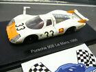 PORSCHE 908 LH Le Mans 1968 #33 Stommelen UMBAU 1:43