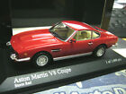 ASTON MARTIN V8 Vantage Coupe 1987 rot red met Coupe Minichamps PMA 1:43
