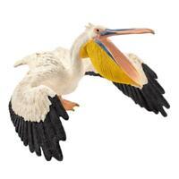 Schleich Wild Life Pelikan Wasservogel Vogel Schleichfigur Spielfigur 9 cm 14752