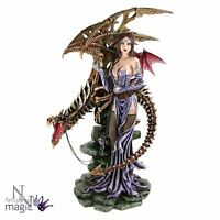Nemesis Now Large Sexy Gothic Fairy Dragon Figurine Draconis Gift Home Ornament