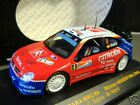 CITROEN Xsara WRC Rallye #4 Sainz Argentinien 2004 IXO 1:43