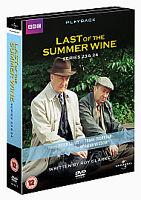 Last of the Summer Wine - Series 23 & 24  (NEW DVD REGION 2 UK RELEASE)