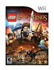 LEGO The Lord of the Rings (Nintendo Wii, 2012)   EN/FR/SP