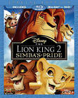 The Lion King II: Simbas Pride (Blu-ray Disc, 2012, Special Edition)