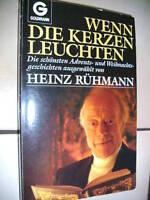 Heinz Rühmann:   Wenn die Kerzen leuchten