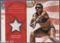 2012 Topps Olympic MISTY MAY-TREANOR Relic USA Beach Volleyball