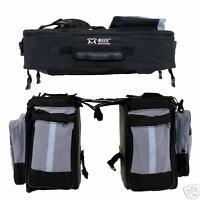 M-Wave Triple Pannier bag - pannier 122310