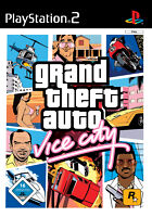 Grand Theft Auto: Vice City PS2 Playstation 2
