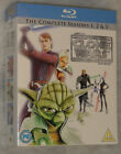 Star Wars:The Clone Wars temporada 1,2,3 Completo Blu-Ray Box Set - Nuevo