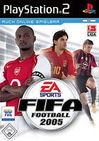 FIFA Football 2005 PS2 Playstation 2